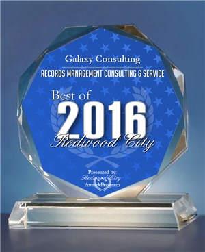 Galaxy Consulting Receives 2016 Best of Redwood City Award