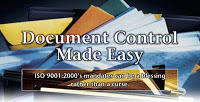 ISO 9001 and Document Control