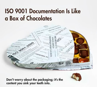 ISO 9001 and Documentation