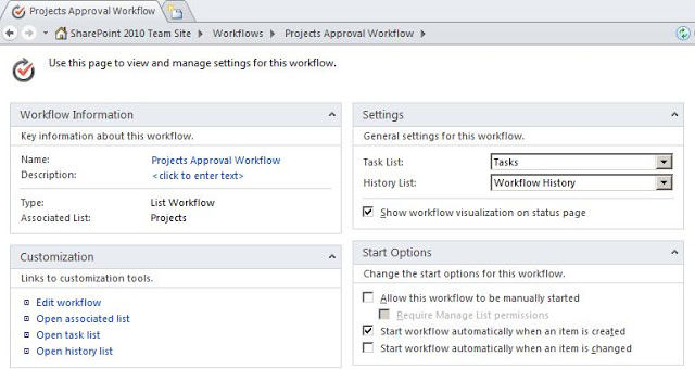 SharePoint - Workflows
